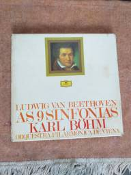 LP Beethoven 9 sinfonia