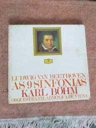 LP Beethoven 9 sinfonia