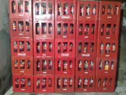 Vendo 25 grades de Coca Cola completas, R$ 30,00 ligar 81-9- * / 81-9- *