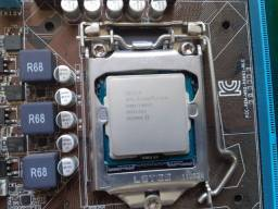 Título do anúncio: Kit CPU LGA 1155 i3 3240 8Gb