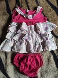 Título do anúncio: Vestidos bebê