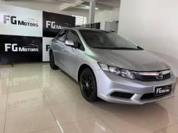 Título do anúncio: Civic Sedan Lxs 1.8 Automatico 2013