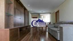 Título do anúncio: Apartamento com 2 dormitórios, sendo 1 suíte, para alugar, 90 m² por R$ 3.000/mês - Jardim