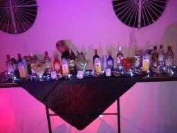 Título do anúncio: Serviço de Barman e Open Bar Completo