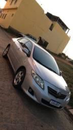 Título do anúncio: Corolla XLI 1.8 2008/2009 manual