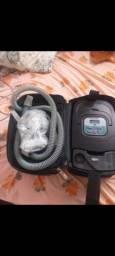 Título do anúncio: Vendo CPAP e andador com acento e compartimento