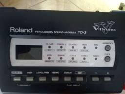 Módulo TD3 Roland