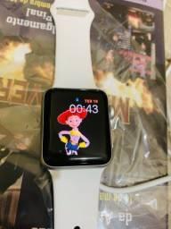 Título do anúncio: Vendo Apple Watch Series 3 novo