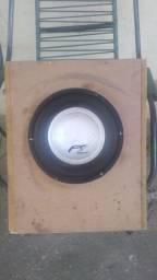 Caixa celada falante de 8 vendo ou troco