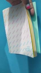 Cadernos (papelaria ) material escolar