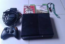 Xbox 360 (somente troca por teclado)