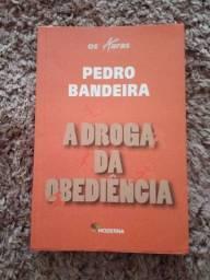 """Livro """"A droga da obediência"""" Pedro Bandeira"""