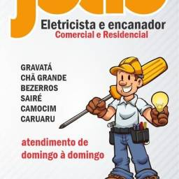 Título do anúncio: Eletricista e Encanador comercial e residencial