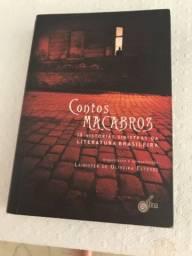 Livro Contos Macabros