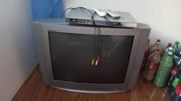 TV e DVD LG usados