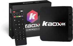 Título do anúncio: Kbox 4k