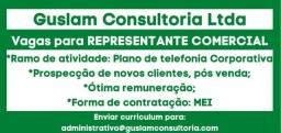 Título do anúncio: Consultor em Telefonia móvel e fixa
