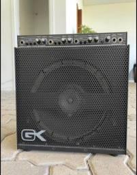Amplificador GK 200 mk