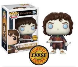 Funko Pop! Lord Of The Rings Frodo Baggins Glow Chase #444