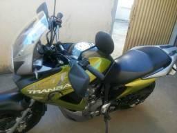Honda transalp.700 cc - 2012