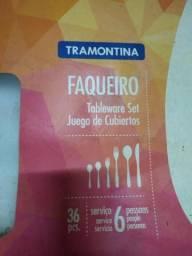 Faqueiro Tramontina 36 peças