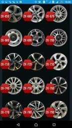 Vendo rodas 17 e 18 novas