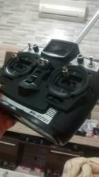 Controle + receptor 12ch walkiria