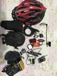 Kit para ciclistas (só vendo o kit completo)