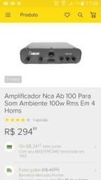 Amplificador nca ab100