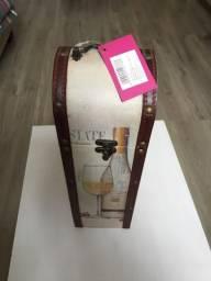 Embalagem para Vinhos Decorada