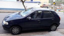 Fiat Palio 1.0 2003 4 portas azul trio elétrico doc 2018 pago - 2003