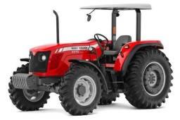 Trator massey fergusson modelo 4275 ano 2017