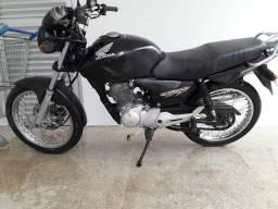 Moto Honda titan esd partida elétrica ano 2005