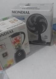 Liquidificador e ventilador