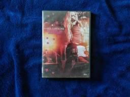 DVD original Avril Lavigne