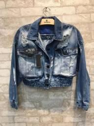 Jaqueta jeans osmoze