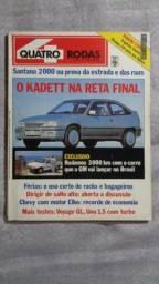 Quatro Rodas Junho 1988
