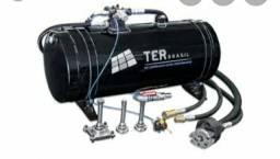 Kit hidráulico caçamba $5.500