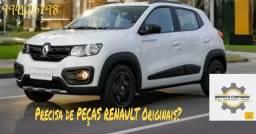 Motor Renault kwid baixo km