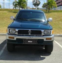 Toyota Hillux 2.8 Diesel 4x4 2001 - Somente Wattsapp * - 2001