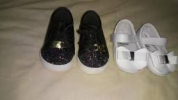 Sapato para bebe