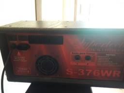 Amplificador Cabeçote Supertech Destroyer