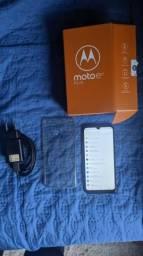Moto E6 plus novo