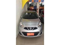 Nissan March 1.0 sv 12v flex 4p manual - 2016