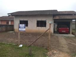 Casa de alvenaria no Itinga- Araquari com terreno medindo 382 m2