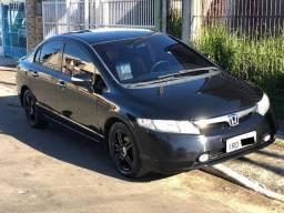 Honda Civic EXS - Automático com Paddle Shift - Sem entrada em até 60x 1.020,00 - 2008