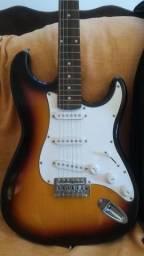 Guitarra Memphis MG22 Completa Zero