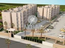Vendo apartamento no bairro Passaré com 2 suítes e lazer completo por 167.000