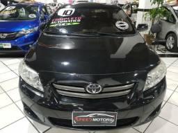Toyota Corolla GLI Automático Completo Flex - 2010