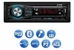 Rádio USB e Bluetooth novo